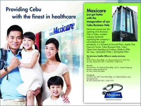 Maxicare Business Hub opens in Cebu | Maxicare | Maxicare Phiippines | Scoop.it