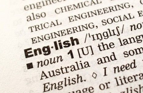 New words added to the English dictionary in 2012 | CISL Blog | ELT ESL EFL | Scoop.it