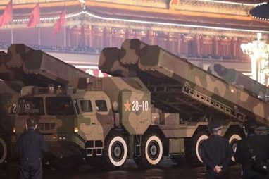 CJ-20 missile is PLA's new threat to US bases in Asia-Pacific | China Commentary | Scoop.it