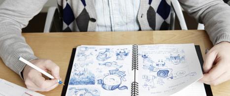5 bienfaits insoupçonnés du gribouillage   Why sketching is so cool   Scoop.it