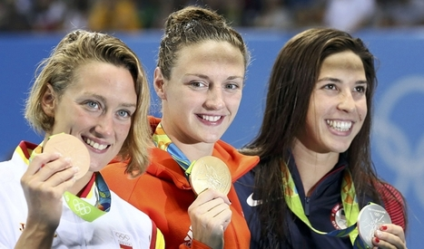 Want to win more medals in Olympic games? Close your gender gap | Fabulous Feminism | Scoop.it