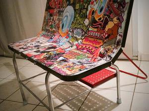 [Coup de ♥] Orel ose et on aime!!! découvrez le siège Donald Fuck #idée #DIY #bricolage | Best of coin des bricoleurs | Scoop.it
