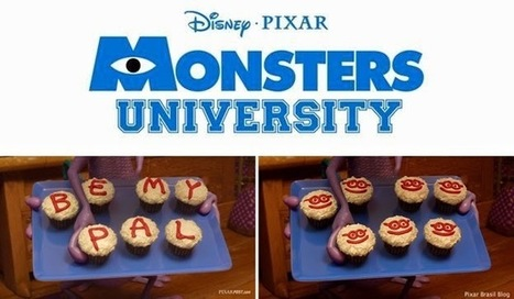 A Peek Inside Pixar's Localization Process For 'Monsters University' | Translation and Localization | Scoop.it