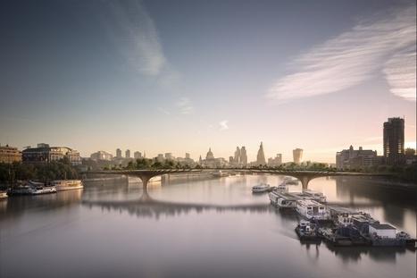 London Mayor Boris Johnson Asked Apple to Help Build Garden Bridge   Gardening   Scoop.it