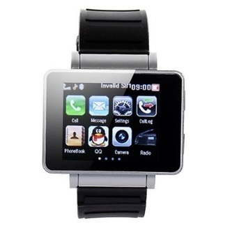 Touch Screen Watch Cell Phone Review | Smartwatch Reviews | Scoop.it