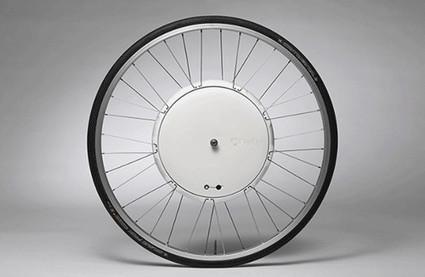 Votre vélo devient électrique grâce à cette roue connectée | Innovation | Scoop.it