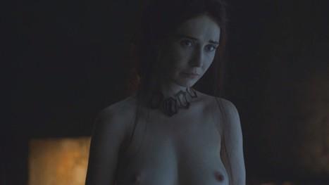 Photos : Carice Van Houten nue dans Game of Thrones saison 6 ep 1 | Radio Planète-Eléa | Scoop.it
