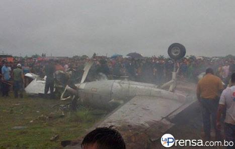 HAY 5 AEROPUERTOS SIN SISTEMAS DE EMERGENCIAS - La Prensa (Bolivia)   Seguridad Aeronautica   Scoop.it
