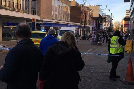 Man stabbed in neck during fight in busy east London high street | Policing news | Scoop.it