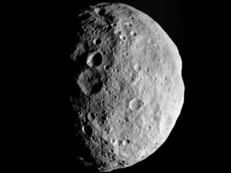 How to Spot the Asteroid Vesta in October's Night Sky - Space.com | Astronomy News | Scoop.it