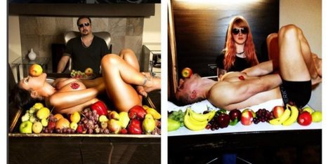 Elle ridiculise ce macho en parodiant ses photos Instagram | A Voice of Our Own | Scoop.it