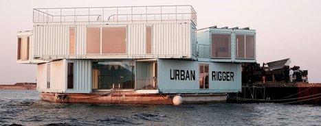 Une société danoise teste des logements flottant pour étudiants | Immobilier | Scoop.it