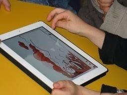 L'espace numérique: Heure du conte numérique à la bibliothèque Elsa Triolet   Jeunesse   Scoop.it