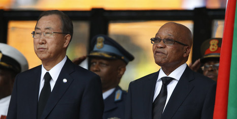 Zuma Booed At Mandela Memorial | Sustain Our Earth | Scoop.it