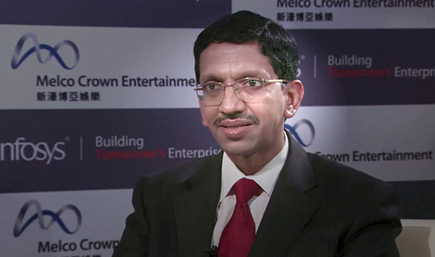 Infosys - Melco Crown Entertainment chooses Infosys to build its Casino Management System | e-skills | Scoop.it