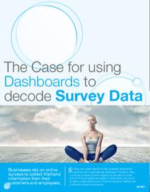 Survey Data: The Case for Using Dashboards to Decode Survey Data | Survey Magazine | Surveys | Scoop.it