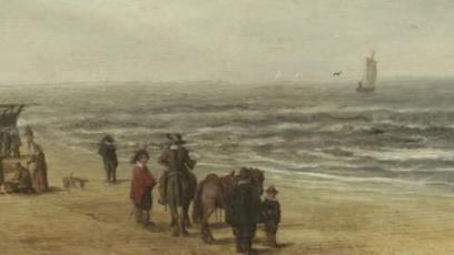 Beached Whale Revealed in Mysterious Dutch Painting | Video | HumanNature | Scoop.it