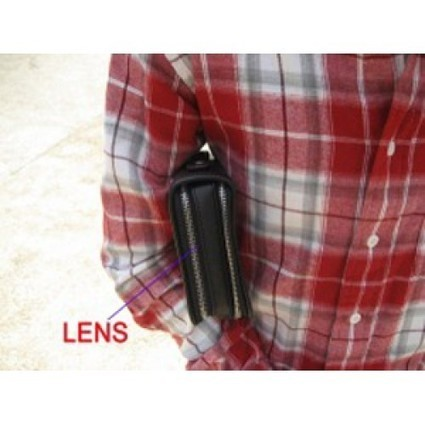 SPY BAG CAMERA | online spy camera | Scoop.it