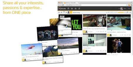 Collect and Organize Your Favorite Content Into Multimedia Collections with Publicate.it | Software, tools & website | Scoop.it