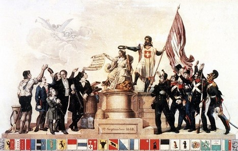 Cinq dates qui ont changé la Suisse - L'Hebdo | Röstigraben Relations | Scoop.it