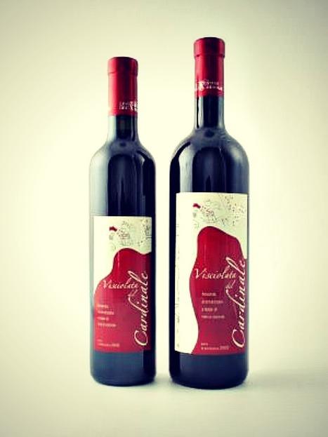 La Visciolata del Cardinale: cherry-infused dessert wine combining sour cherries and Cabernet Sauvignon. | The Authentic Food & Wine Experience | Scoop.it
