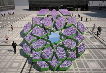 Un jardin éphémère  sur le parvis de l'Institut du monde arabe | Dans l'actu | Doc' ESTP | Scoop.it