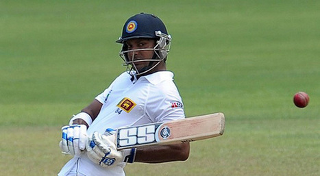 Sangakkara falls for second-ball duck on Durham debut | Everything You Ever Wanted | Scoop.it