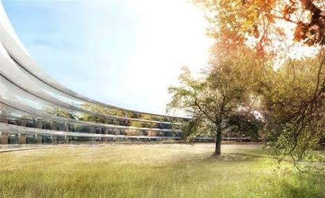 Une vidéo présente le campus 2 d'Apple en 3D - iPhoneAddict | Cours en ligne | Scoop.it