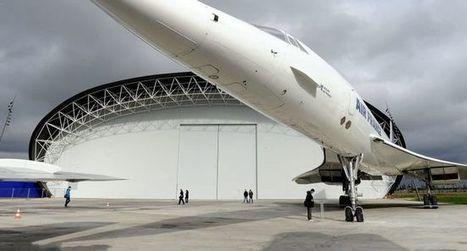 Anniversaire du Concorde à Aeroscopia   Musée Aeroscopia   Scoop.it