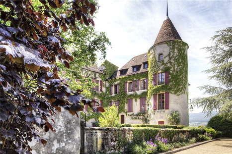 Home, Swiss Home - Departures Magazine Online | Chateaux | Scoop.it