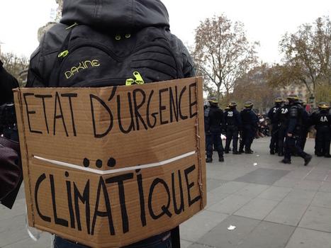 350 interpellations arbitraires place de la République: salariés, étudiants, designers, clowns... | Think outside the Box | Scoop.it