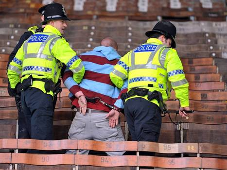 Police 'paid' to seek football banning orders | Surveillance Studies | Scoop.it