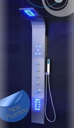 salle de bain douche baignoire meuble de sa. Black Bedroom Furniture Sets. Home Design Ideas