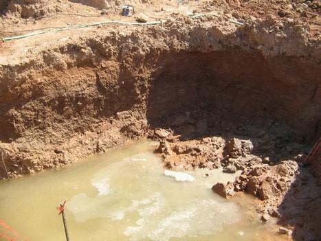 Problema con paredes de terreno en zapatas - Sergio Pena | Construcción obra  civil y edificación | Scoop.it