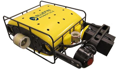 General Dynamics Autonomous Underwater Vehicle Detects Threats to Ship Hulls and Structures - General Dynamics Mission Systems | Underwater Robotics | Scoop.it