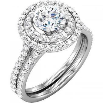 Diamond Rings - Engagement and Wedding Bridal Sets | Wedding Ring | Scoop.it