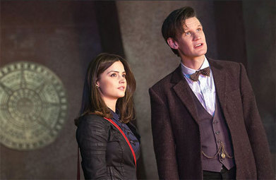 'Doctor Who's Day Roundup: Time For A Massive Celebration | Master of My Domain | Scoop.it