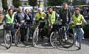Castres. Une balade en vélo au cœur de la ville - LaDépêche.fr | Balades, randonnées, activités de pleine nature | Scoop.it