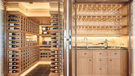 Why the dusty cellar turned into a high-spec 'wine room' | Vitabella Wine Daily Gossip | Scoop.it