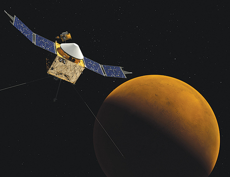 NASA operations with Rocky Mountain ties | Colorado Springs Business Journal | @PrometheusEarth Technology & Science | Scoop.it