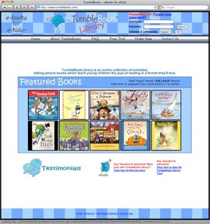 TumbleBooks - eBooks for eKids! | Reading Resources | Scoop.it
