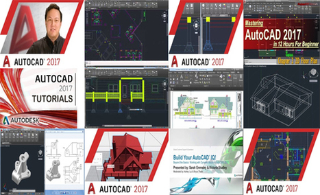 Download AutoCAD 2017 Tutorial in MP4 | BIM Forum | Scoop.it