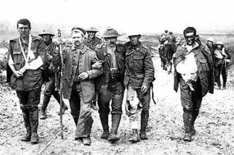 Grande Guerre: les derniers mots des Tommies refont surface - Libération | Nos Racines | Scoop.it