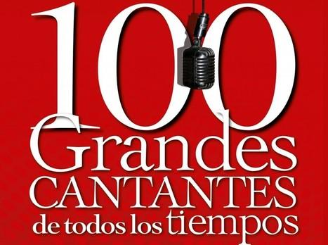Los 100 mejores cantantes de todos los tiempos - Rolling Stone España   Musica :D   Scoop.it