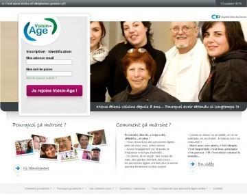 Voisin-Age - la communauté Web qui met en relation les personnes âgées et leurs voisins   Creatives   Scoop.it