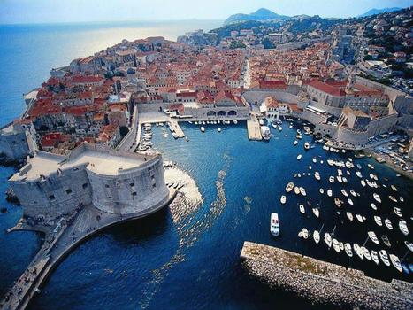 Twitter / Earth_Pics: Old City of Dubrovnik, Croatia. ... | holidays in croatia | Scoop.it