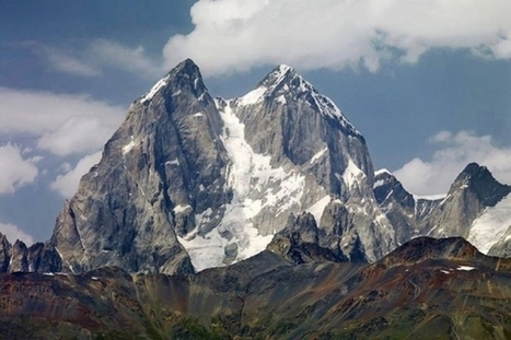 Ushba  – The biggest challenge of the Caucasus | Sail and climb in the Arctic | Scoop.it