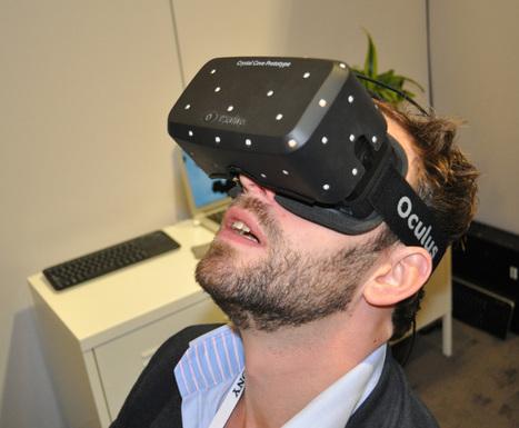 Oculus: Gemischte Gefühle nach der Facebook-Übernahme   PARA DOX   Scoop.it