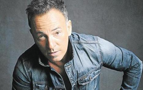 Bruce de travail… - les Echos | Bruce Springsteen | Scoop.it