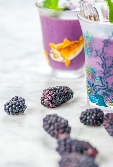 Blackberries and banana smoothie | Recipes | Scoop.it
